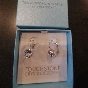 Swarovski Touchstone Earrings